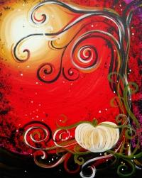 Fairytale Harvest Painting Class