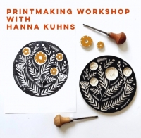Introduction to Printmaking with Hannah Kuhns
