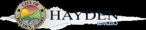 #The City of Hayden