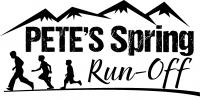 Pete's Spring Run Off  5K/10K/1M Race & Carnival