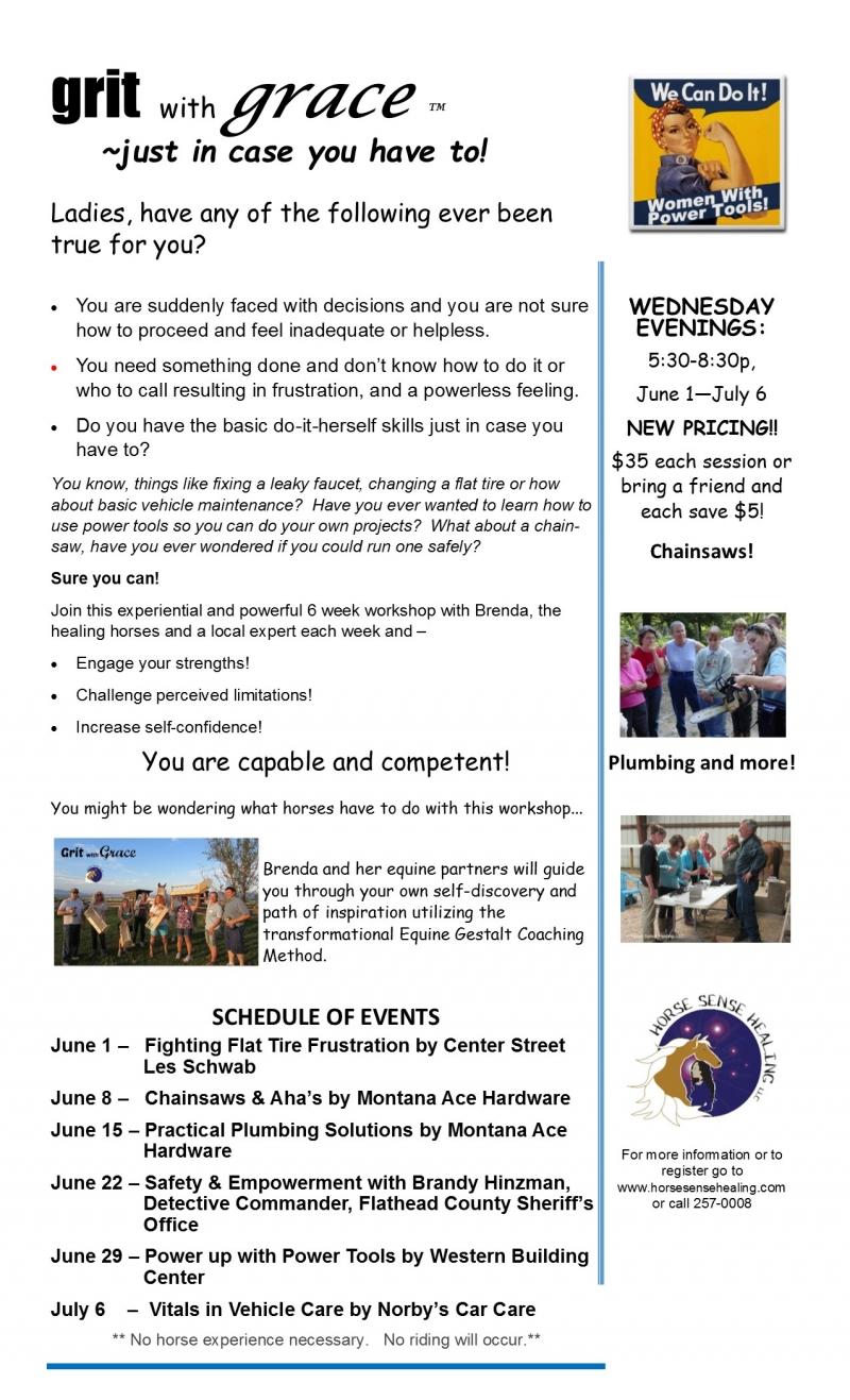 Montana flathead county kila - Grit With Grace Personal Safety