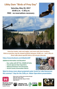 Birds of Prey and Libby Dam Water Operations