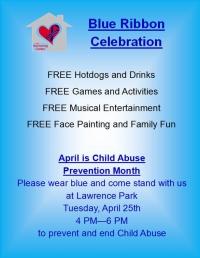 Blue Ribbon Celebration