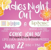 Ladies Night in the LuLaCloset
