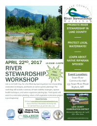 River Stewardship Workshop