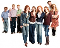 Redhead Express & Walker Family Country Concert