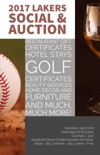 Kalispell Lakers Social/Auction