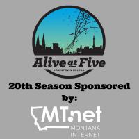 Alive @ Five Summer Concert Series