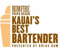 Kauai's Best Bartender Contest