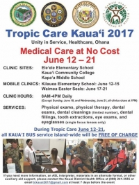 Tropic Care Kauai