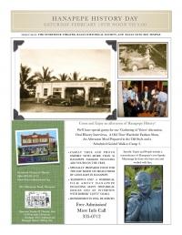 Hanapepe History Day