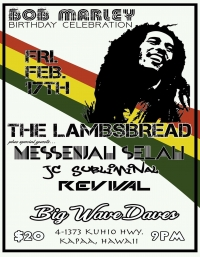 Bob Marley Birthday Celebration