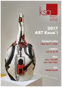 Opening Reception, 2017 Art Kauai