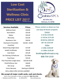 PETCO Low Cost Vaccine Clinic
