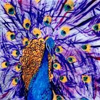Reverse Acrylics Painting Class