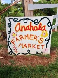 Anahola's Farmer's Market