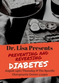 Dr. Lisa, Preventing and Reversing Diabetes