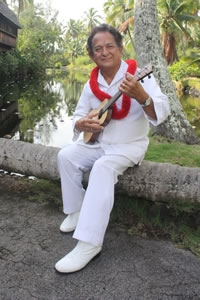 Live Hawaiian Music with Uncle Larry Rivera