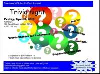 Salemwood Trivia Night