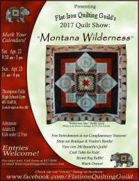 MONTANA WILDERNESS quilt show