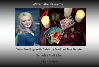 Tarot Readings with Celebrity Medium Tesa Harster