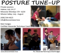 Posture Tune-Up!