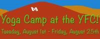 Yoga Camp: