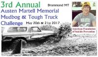 Austen Martell Mudbog & Tough Truck Challenge
