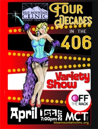 Off the Rack Variety Show: Four Decades in the 406