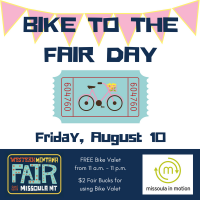 Bike to the Fair Day