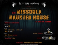 The Missoula Haunted House