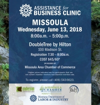 2018 Assistance for Business Clinic