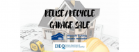 MBIA Reuse/Recycle Garage Sale