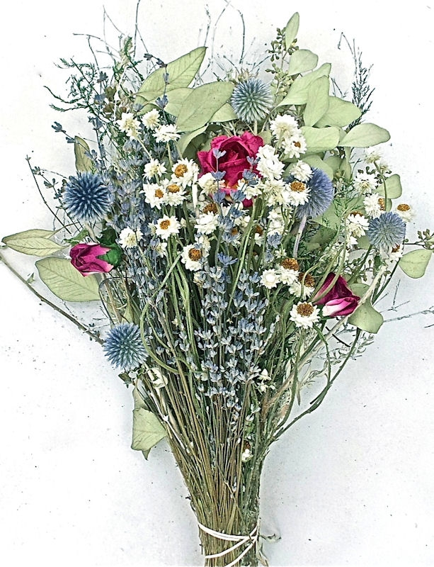 Earth-Friendly Floral Design: Dried Bouquet-Making 02/11/2016 ...