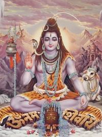 Hindu-style Lord Shiva puja & kirtan chant: Sivaratri!
