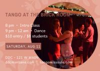 Tango at the Brick Room