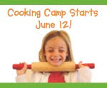 Baking 101 Camp (Ages 4-8 / 5-day)