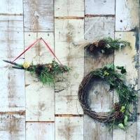 MUD DIY Holiday Wreath Workshop