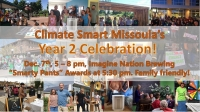 Climate Smart Missoula Year 2 Celebration
