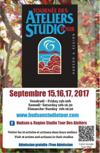 Hudson and Region Studio Tour