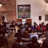 Startup Grind Hosts David Lipper