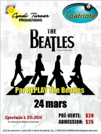 Replay the Beatles