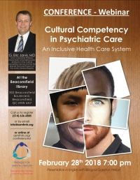 Conference: Cultural Competency in Psychiatric Care