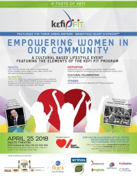 Kefi FIT - Empowering women in our community