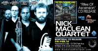 NICK MACLEAN QUARTET - CD Release feat. Brownman