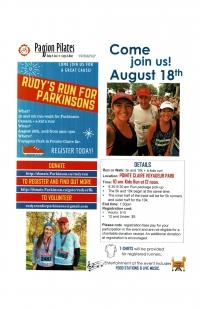 Rudy's Run for Parkinson's