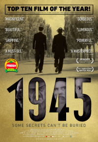 "Award-winning film ""1945"""