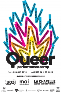 QUEER PERFORMANCE CAMP 2018