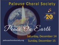 Peace On Earth - Palouse Choral Society
