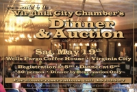 Virginia City Annual Dinner and Auction